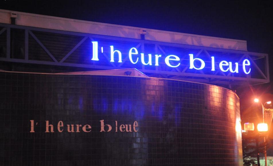 l'heure bleue saint martin d hères