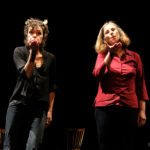 Nadine Walsh et Catherine Gaillard - Performance Barbe Bleue