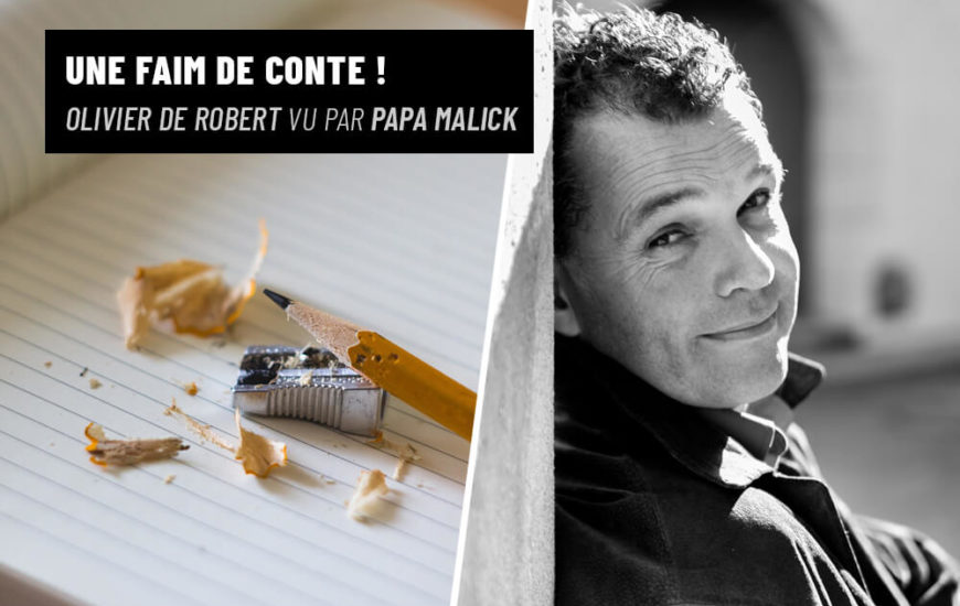 Olivier de Robert festival APARDAP
