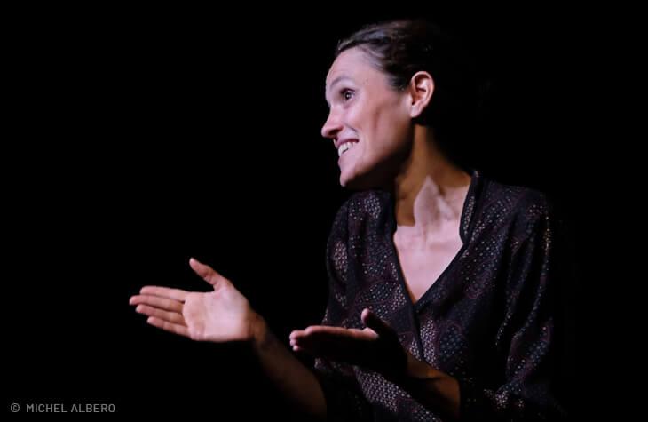 Sabrina Chézeau Audace du papillon