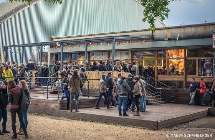 La Bobine Grenoble festival