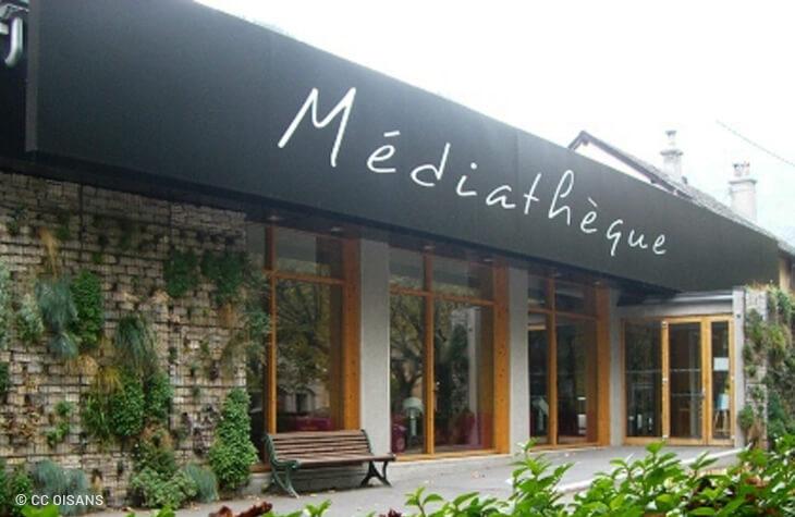 bourg oisans médiathèque