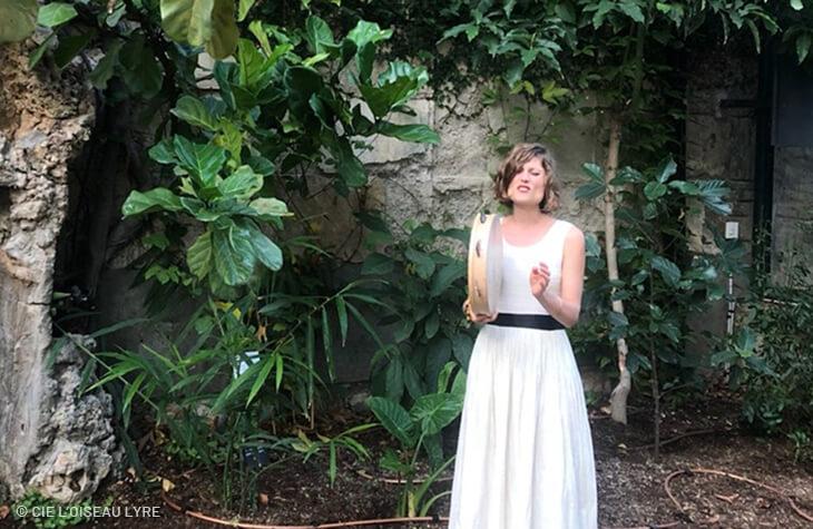 tavoillot jardin dieux festival oiseau lyre